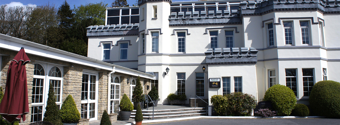 Welcome to Stradey Park Hotel & Spa
