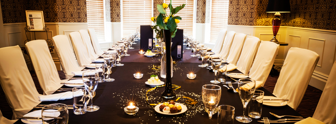 Exclusive private dining